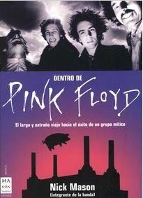 #CineMusicaTeatro #Música DENTRO DE PINK FLOYD - Nick Mason #Robinbook