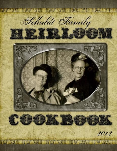 Family Cookbook Cover Ideas : Best images about recipe scrapbooks on pinterest