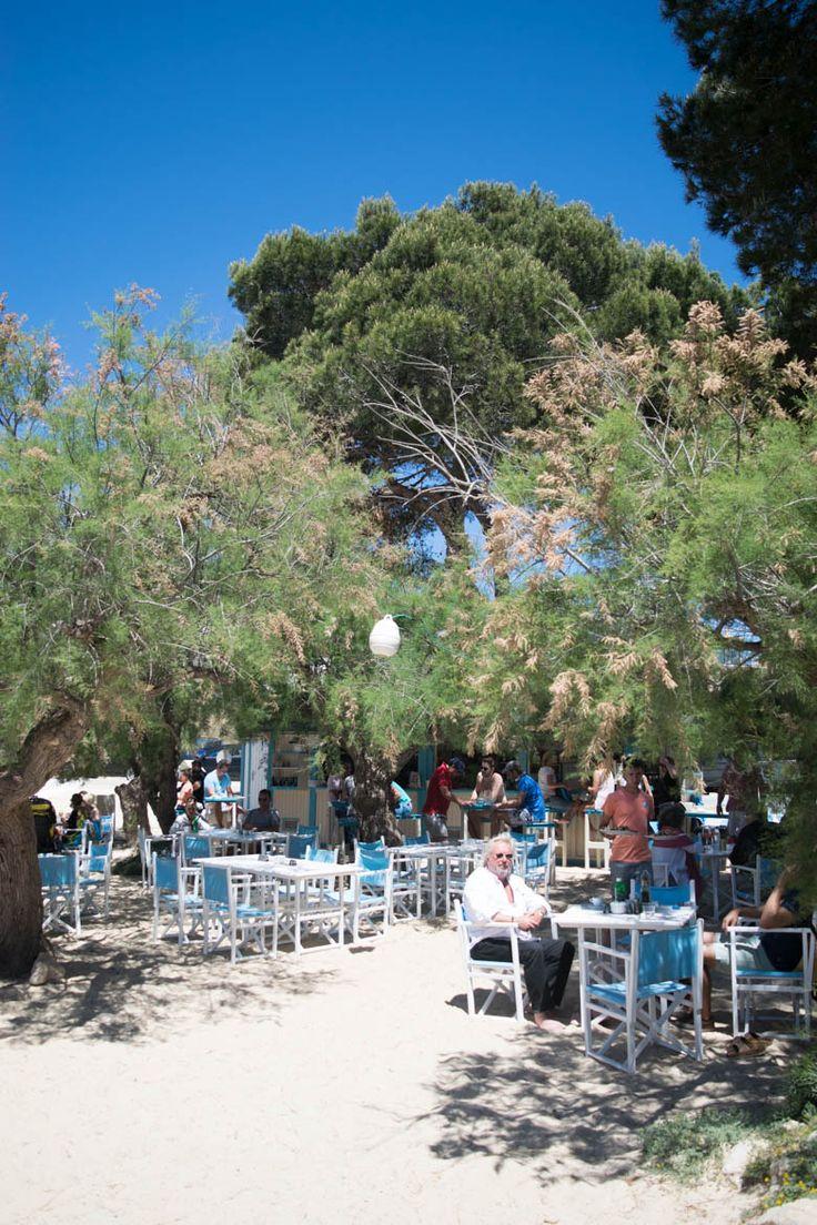 Leckeres Essen in der Beachbar s'Arenal in Portocolom Mallorca Beachbar