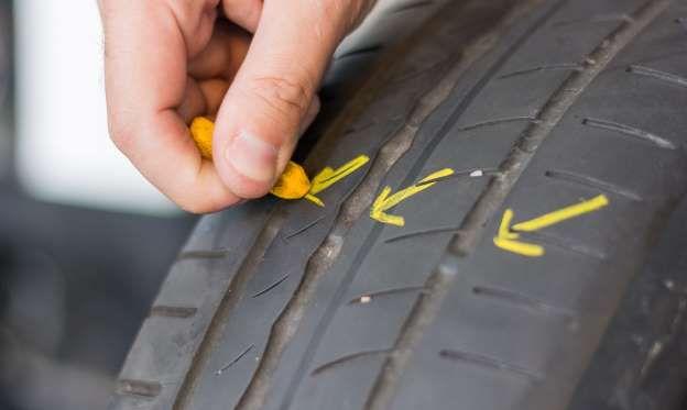 Saiba avaliar qual a hora de trocar os pneus do seu carro.