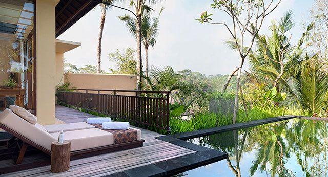 Komaneka at Tanggayuda, Ubud Bali Hotels Resort Spa