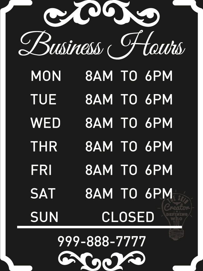 Best Business Decals Images On Pinterest Vinyl Decals Vinyl - Window decals custom business