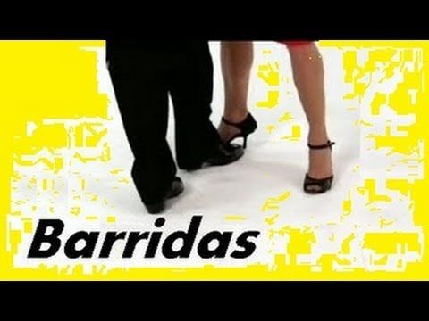 TangoViPedia 36: Barridas Lessons Collection