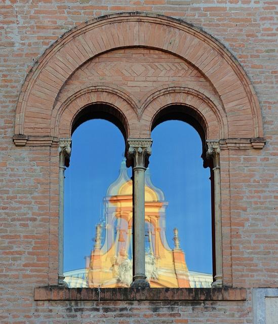 Window of the Palazzo del Governatore