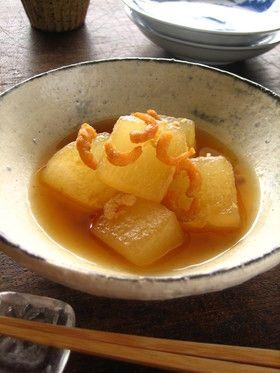 冷やして♪冬瓜と干し海老の煮物 by kigiri [クックパッド] 簡単 ...