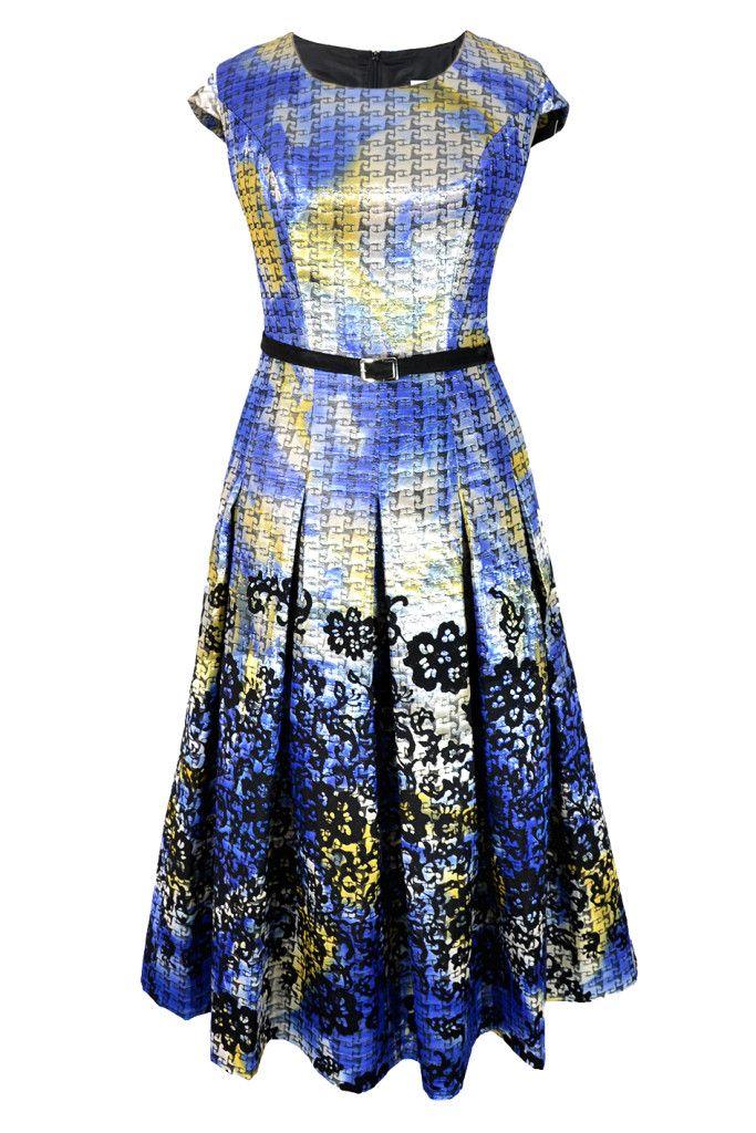 Tutaj mamy piękną sukienkę na wesele i inne okazję #sukienka. Tylko nie zapomnijcie, żebyście nie wyglądały lepiej od panny młodej :* #dresses