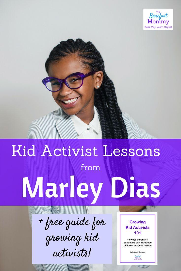 Marley Dias Activism for kids