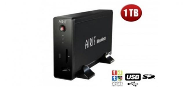 Oferta DISCO DURO EXTERNO AIRIS USB 1 TERA