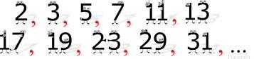 Historia de los Números Primos: No está claro cuando los seres humanos reflexionaron por primera vez sobre los misterios de los números #primos. El Hueso de #Ishango sugiere que los humanos pensaban sobre los números primos ya hace mucho tiempo, aproximadamente hace veinte mil años, ya que incluye una cuaterna de primos (11, 13, 17, 19). Aunque podría ser ... www.planetapi.es