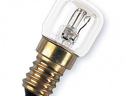 OSRAM Lampe spéciale four E14 jusqu'à 300 degrés Special Oven T / Ampoule pour four 15 Watt / culot à vis / clair, blanc chaud — 2700K:…