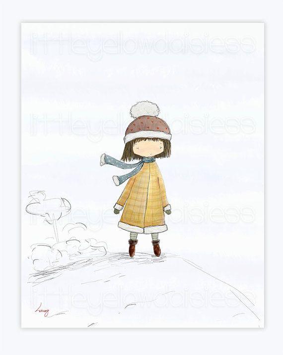Printable Nursery Art''Ava''Girls Room by LittleYellowDaisiess