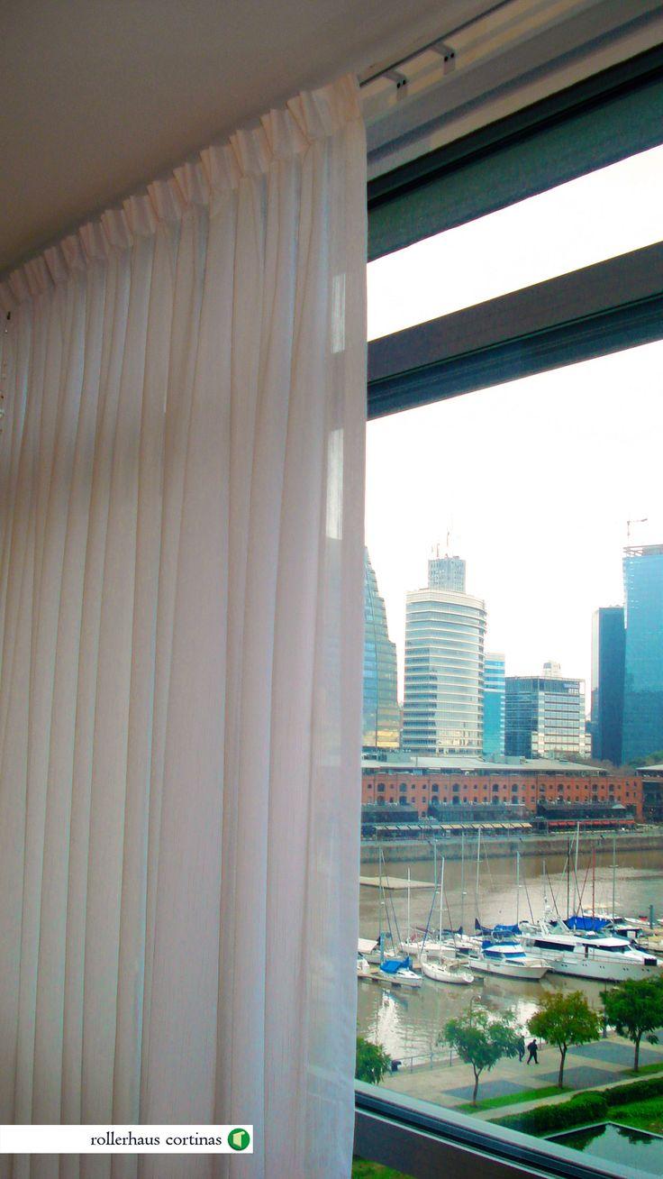 Hermosas y delicadas Cortinas de Tela para vestir tu habitación. https://www.facebook.com/rollerhauscortinas Asesoramiento y presupuestos sin cargo en rollerhauscortinas@outlook.com