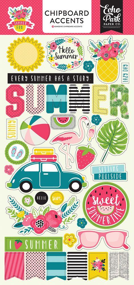 www.echoparkpaper.com collections summer-fun images indv SF125022_Summer_Fun_6x12_Chipboard_F.jpg