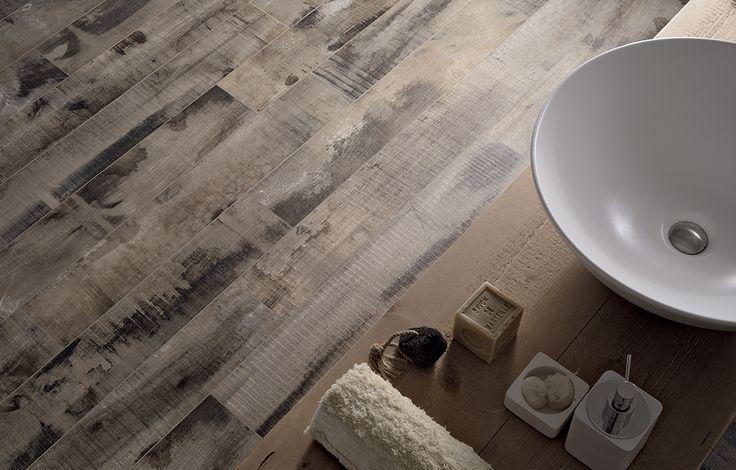 OLD_WOOD | Ceramiche Fioranese piastrelle in gres porcellanato per pavimenti esterni e per rivestimenti interni.