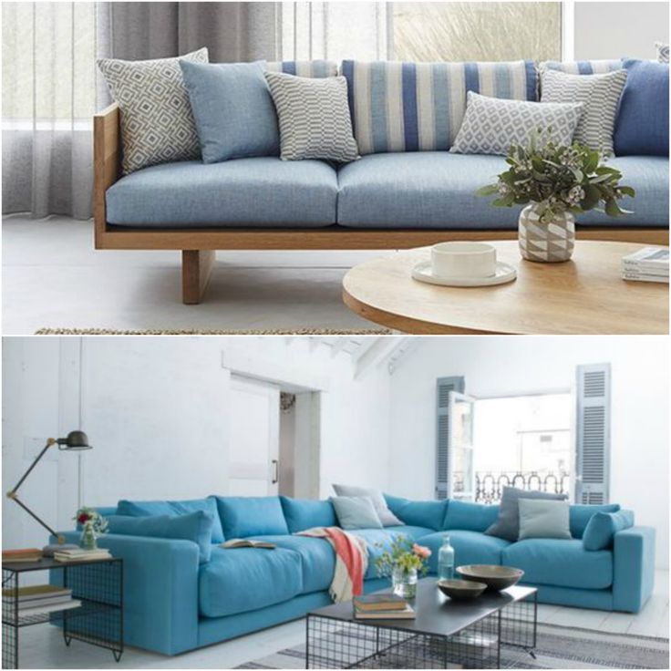 Living Room Inspiration: Cotton Sofas #interiordesign #livingroom #furnituredesign See more at: http://modernsofas.eu/2016/02/18/living-room-inspiration-cotton-sofas/
