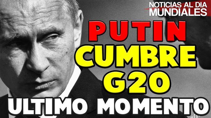 NOTICIAS DE HOY 8 JULIO 2017, NOTICIAS DE ULTIMA HORA 8 JULIO, RUSIA ULT...