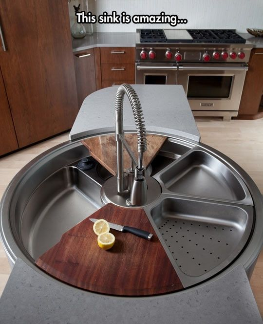 I Think I Need This Sink In My Life