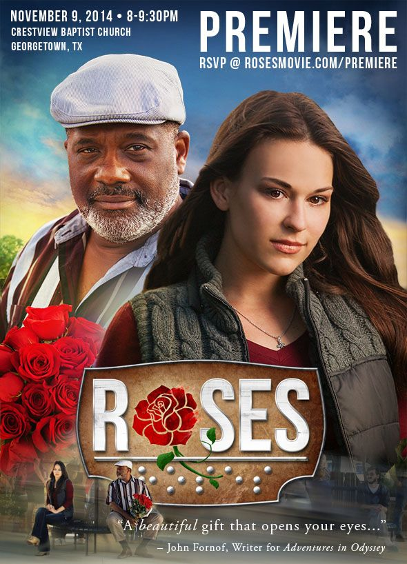 Checkout the movie 'Roses' on Christian Film Database: http://www.christianfilmdatabase.com/review/roses/