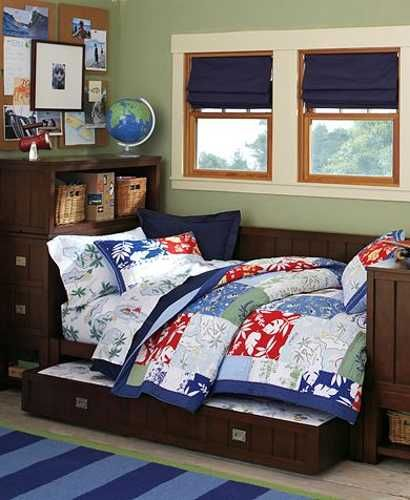 Personalizing Boys Bedrooms with Decorating Themes, 22 Boy Bedroom Ideas