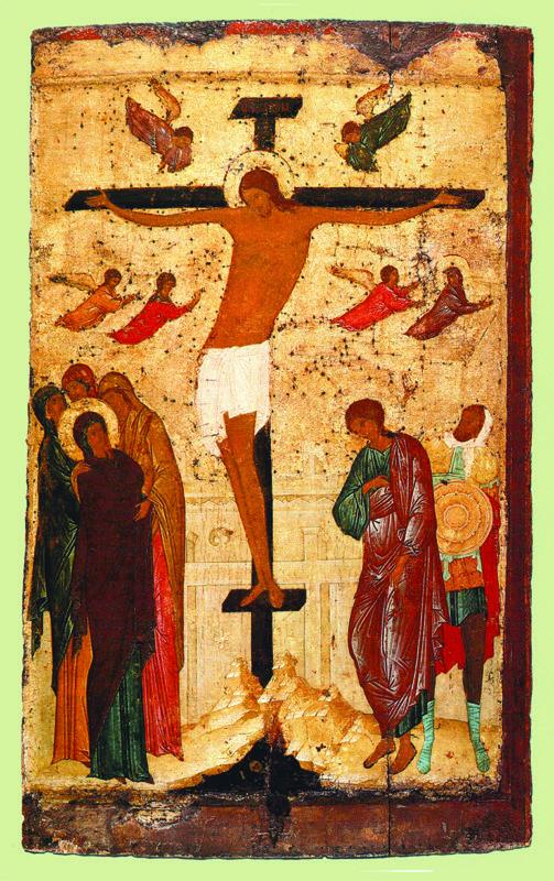 Около 1500 г.  Дионисий.  Распятие