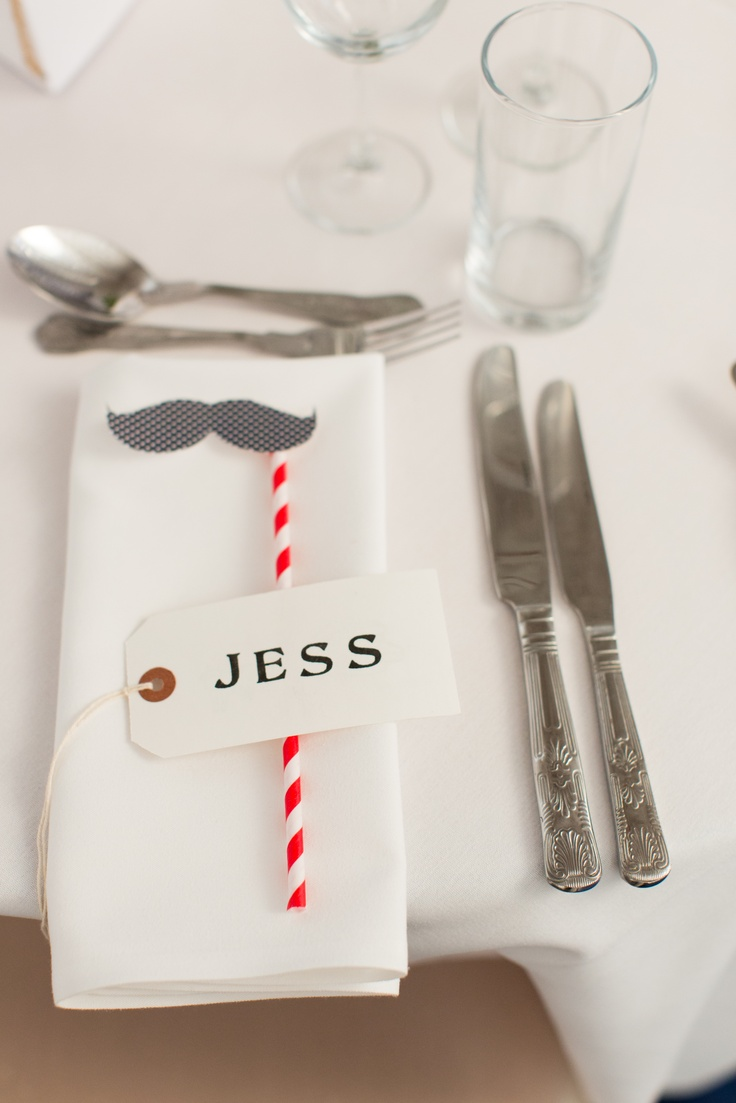 I like the place setting seems simple to make too