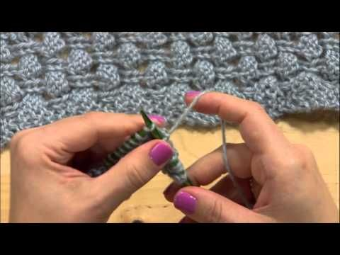 How to Knit a Scarf -- Bubble Wrap Knit Scarf Pattern. Watch now: http://www.youtube.com/watch?v=g4UDLnLpAuE&list=PLV7i0FGwmpbcnpuZxOGRM5sm-uQ9C4Zn1&index=11