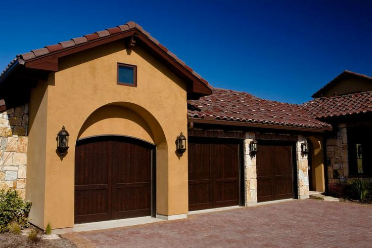 19 best garage door ideas for the house images on for Western garage