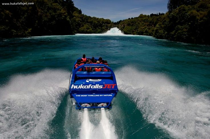One ride is never enough! Get another ride of Hukafalls Jet, Lake Taupo, New Zealand, Taupo's best Jet Boat adventure for only $19.00.  For details please visit our facebook: Luxury NZ  #LuxuryNZ