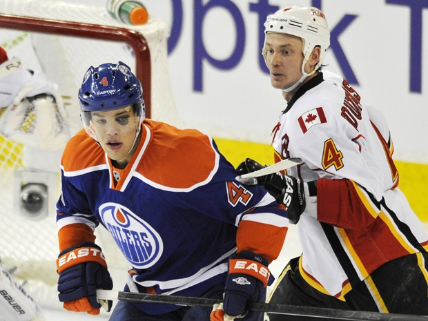 When healthy, Oilers' Taylor Hall will have to find hockey overseas