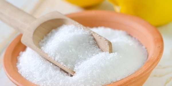 acido citrico usi