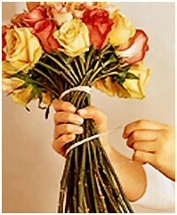 Save Money And Make Your Own Bridal Bouquet
