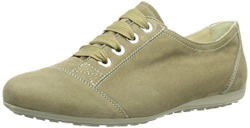 Semler Nele Damen Sneakers, Beige (027 - düne), 37.5 - http://on-line-kaufen.de/semler/37-5-eu-semler-nele-damen-sneakers