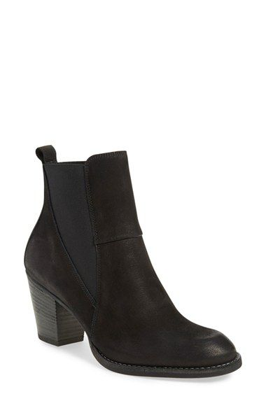 Free shipping and returns on Paul Green 'Jules' Block Heel Chelsea Boot (Women) at Nordstrom.com. Distressed, oiled leather and a stacked block heel provide rugged updates for a standby Chelsea boot, while the angled cut of the elastic-gore side panels brings a modern counterbalance.