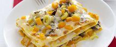 Lasagne con verdure invernali   Sale&Pepe