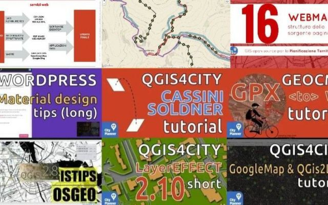 I GIS open source sono stati sviluppati molto negli ultimi anni. Questi tutorial ti aiuteranno a scoprire questo nuovo . Lo sviluppo delle librerie utilizzate per creare siti web, accattivanti e funzionali, è in pieno sviluppo. Ogni libreria ha la sua caratteristica e spesso ci si chiede se è possibile unire le funzion #gis #geospatial #qgis #web #map