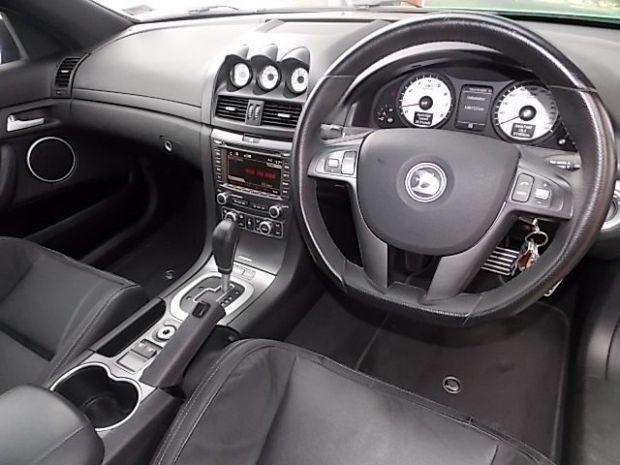 2008 Holden Ute HSV Maloo R8 V8