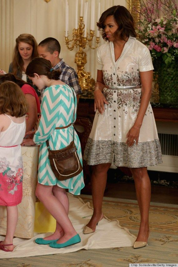367 Best Images About Michelle Obama  Style On Pinterest-8266