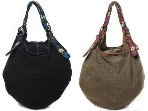 BILLABONG New Womens Ladies Shoulder Bag Handbag NATIVE Black / Brown
