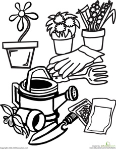 gardening tools and their uses pdf