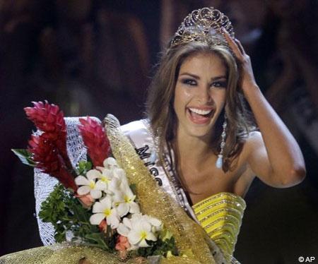 miss universe 2008 (miss Venezuela)