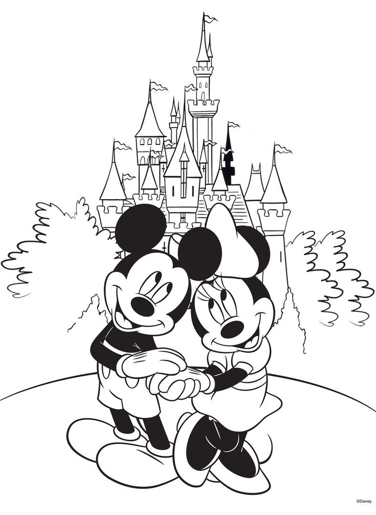 free disney coloring pages in 2020  disney farben