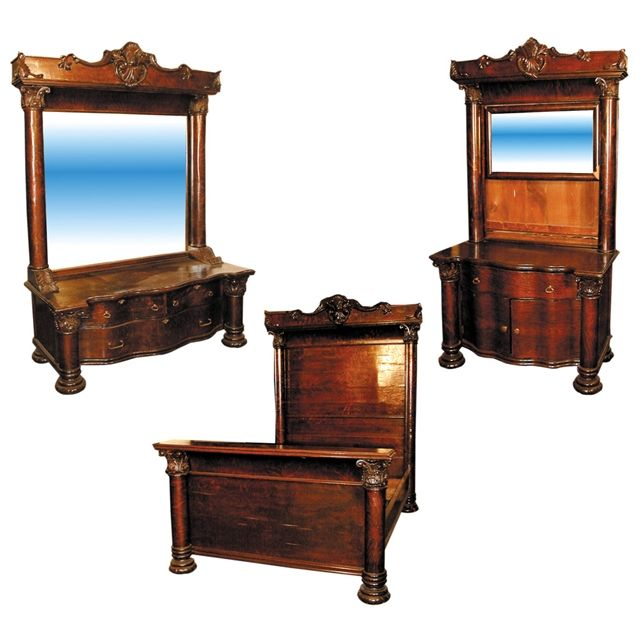 All American Furniture Central Point: 62 Best Antique Bed Set Images On Pinterest