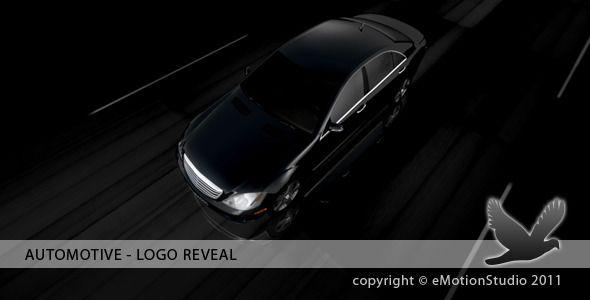 Automotive - Logo Reveal