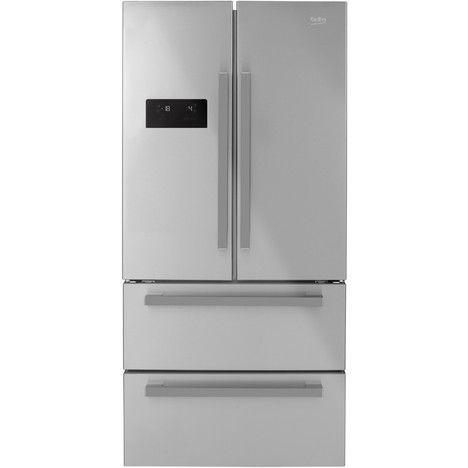 Réfrigérateur multiportes GNE60521X, 539 L, Froid No Frost