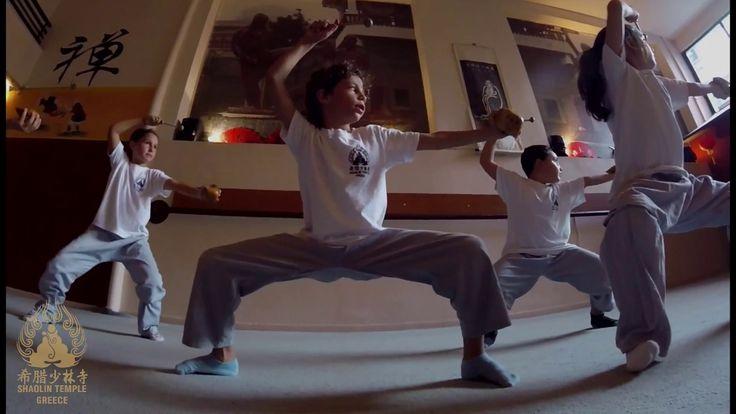 Παιδικά τμήματα | Shaolin Temple Greece 希腊少林寺