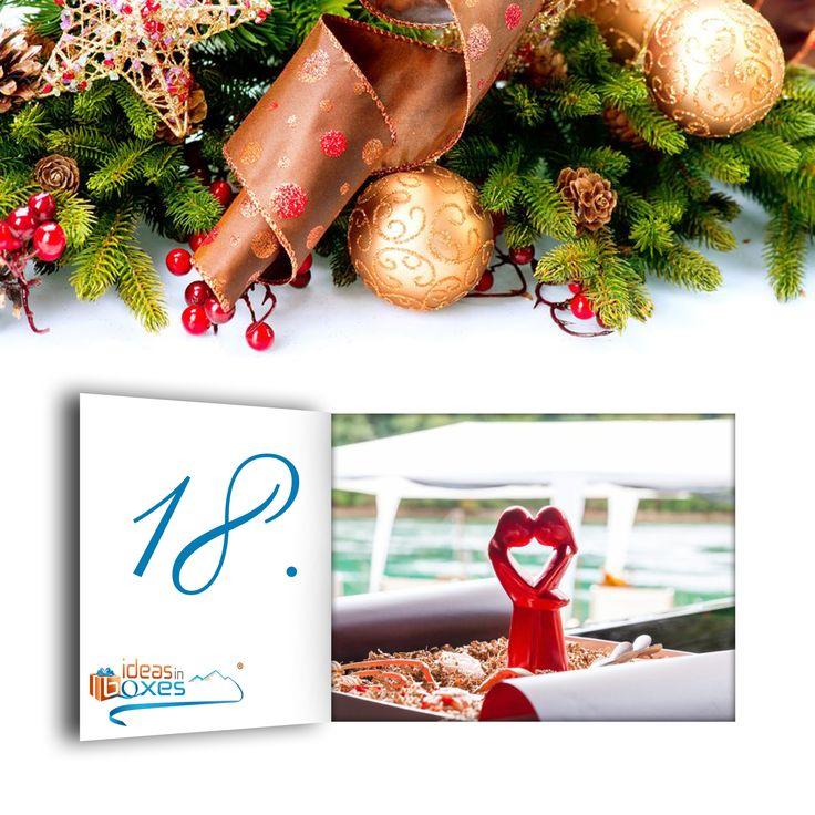 Manchmal fehlt einem noch genau das richtige Geschenk für den Partner. Heute gibt es bei uns eine sehr schöne Figur aus Afrika. Noch schöner ist es, dass diese Figur unter FairTrade-Bedingungen hergestellt wird. Heute und morgen für 15,90€ Wir liefern bei heutiger Bestellung natürlich noch rechtzeitig bis Weihnachten    https://www.ideas-in-boxes.de/afrikanische-deko-figur-kuss-der-liebenden.html  #Adventskalender #Weihnachten #Weihnachtsbox #ideasinboxes #Rabatt