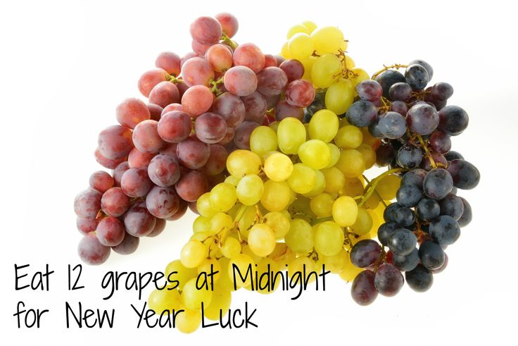 12 Grapes at Midnight | Spanish New Year's Traditions