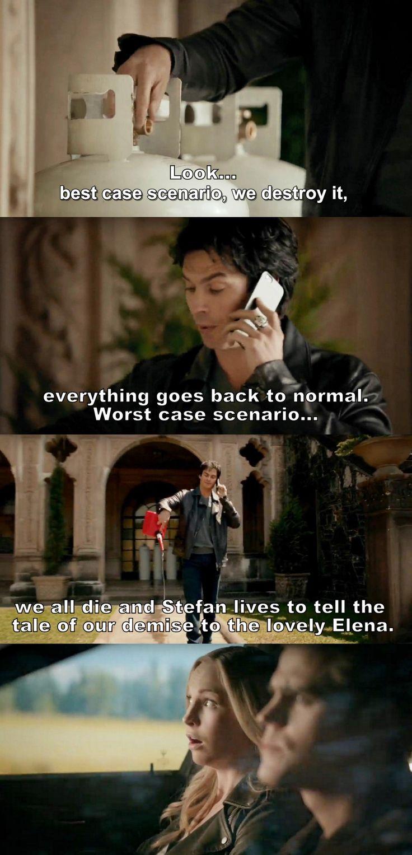 The Vampire Diaries TVD 7X22 - Damon