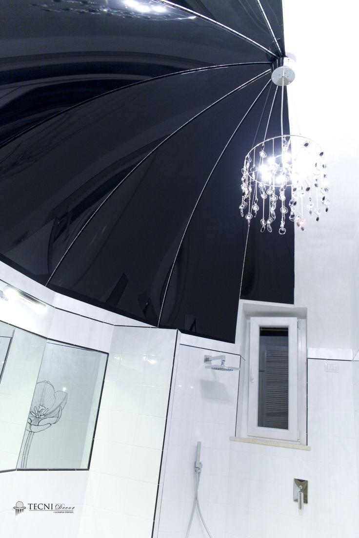 Più di 25 fantastiche idee su Soffitto Nero su Pinterest  Bagno in stile industriale