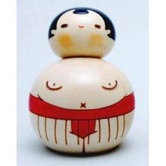 sumo/Japanese dolls